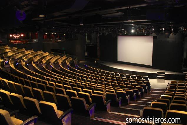 Teatro del EPIC Norwegian