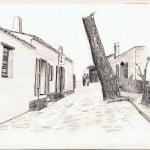 Dibujando en la Costa Brava: Port Lligat