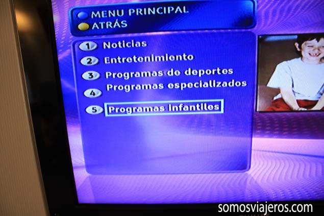 Programas infantiles en la tele