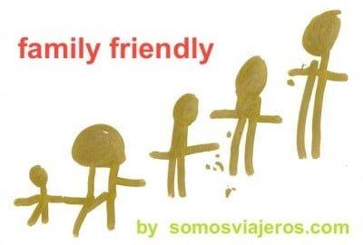 family friendly by somosviajeros.com