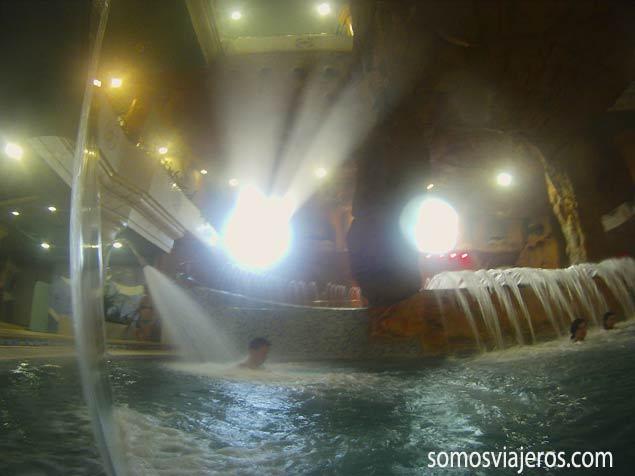 Balneario de agua marina de marina d'Or