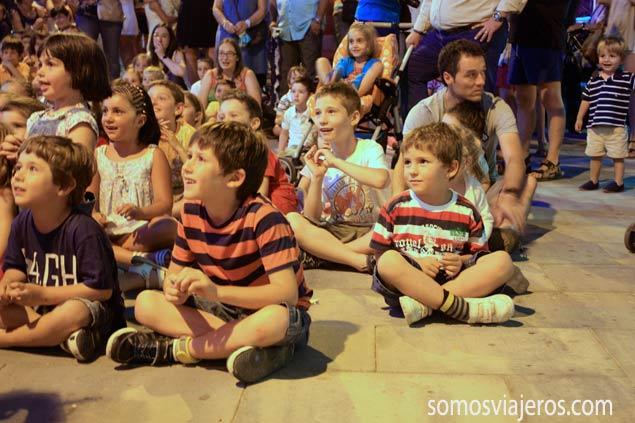 Espectáculo para niños en Marina d'Or