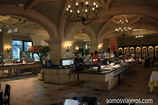 Restaurante en Marina d'Or