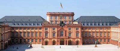 Castillo Universidad de Mannheim