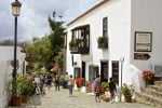 Uno de los pueblos o rincones más bonitos de España. La bella Betancuria