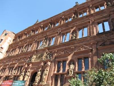 Interior Castillo Heidelberg