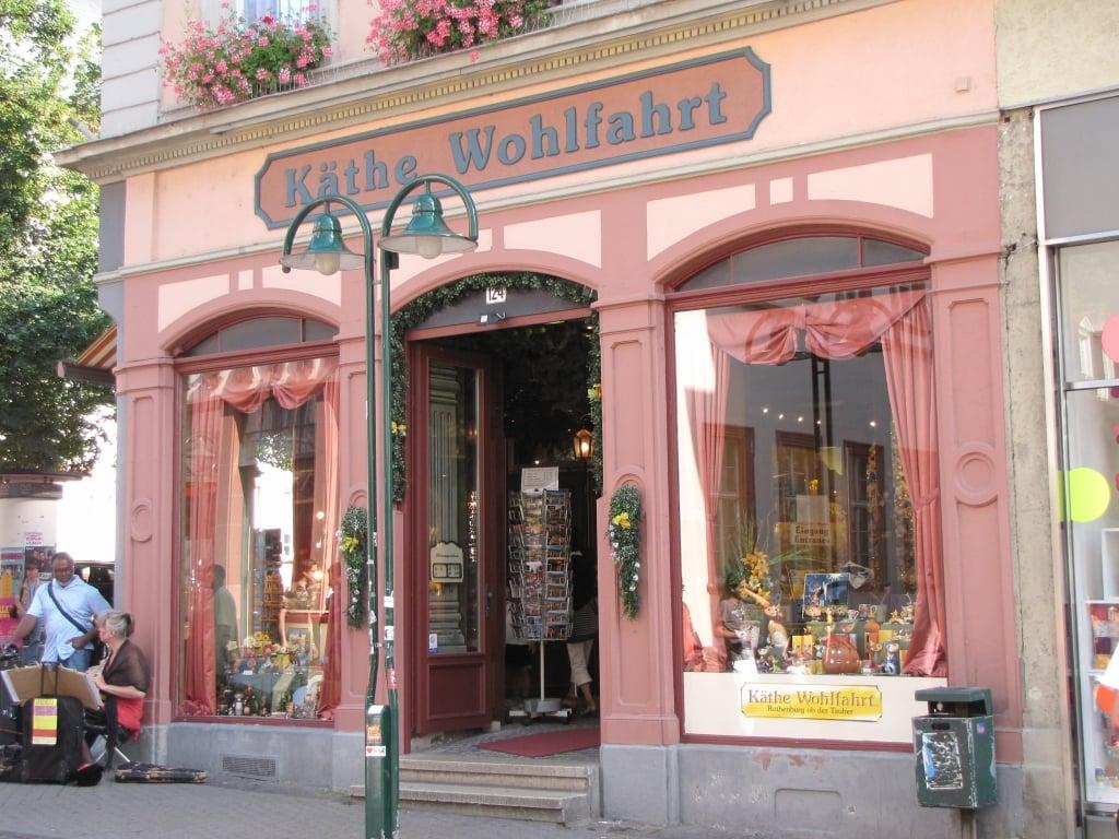 Cacharrería en Hauptstrasse
