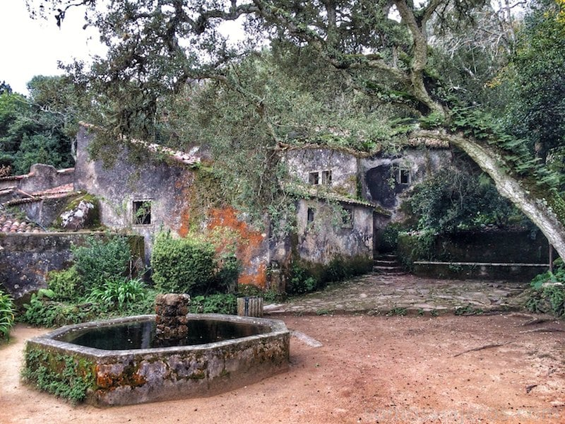 Monasterio capuchos sintra portugal (17)