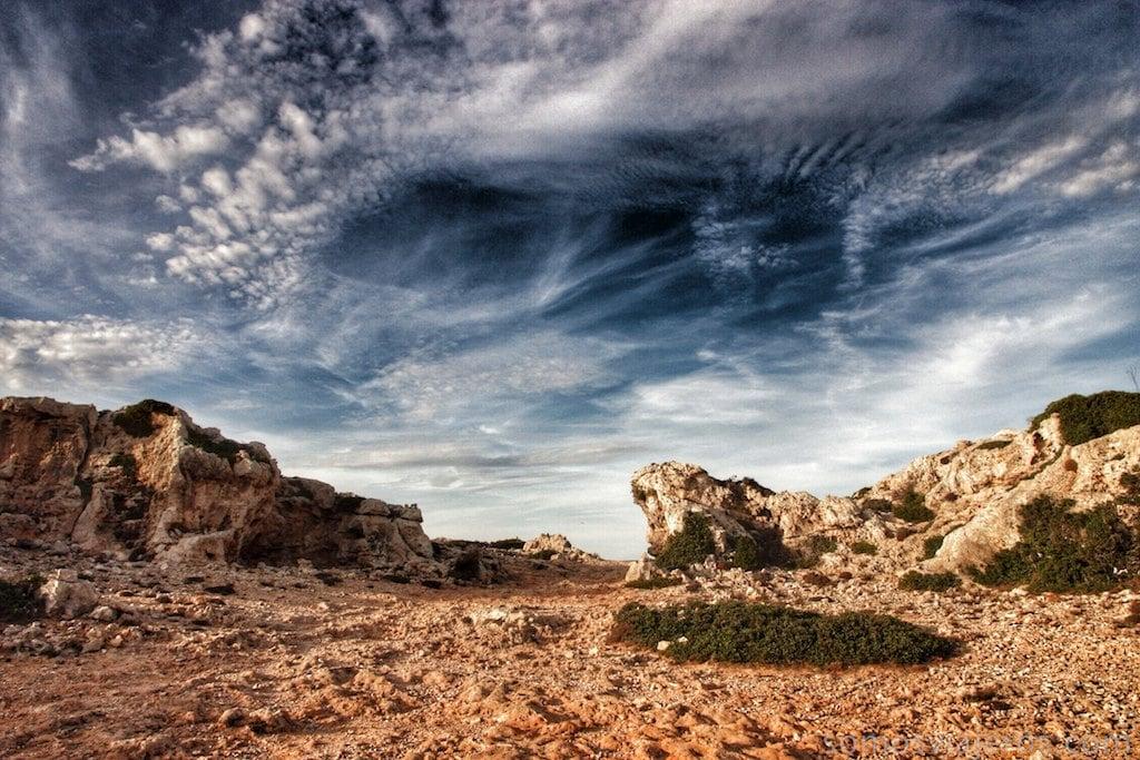 De Menorca al cielo