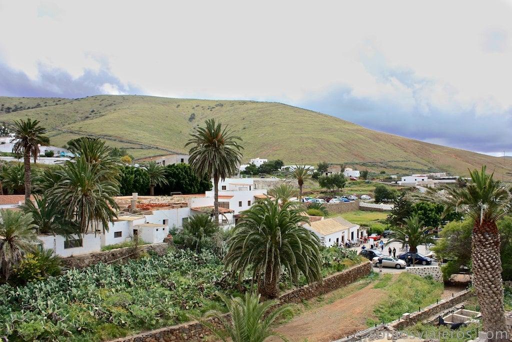 vistas de Betancuria