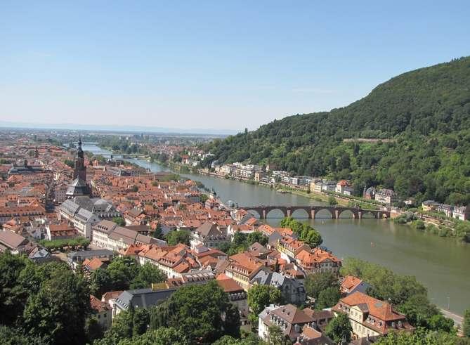 Burgenstrasse (II) – Heidelberg