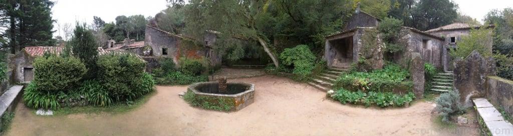 panorámica convento capuchos sintra portugal (2)