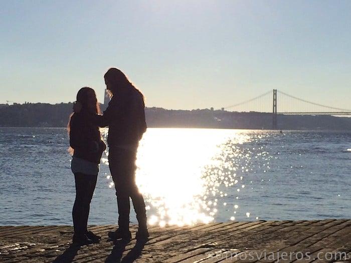 Enamorarse en Lisboa