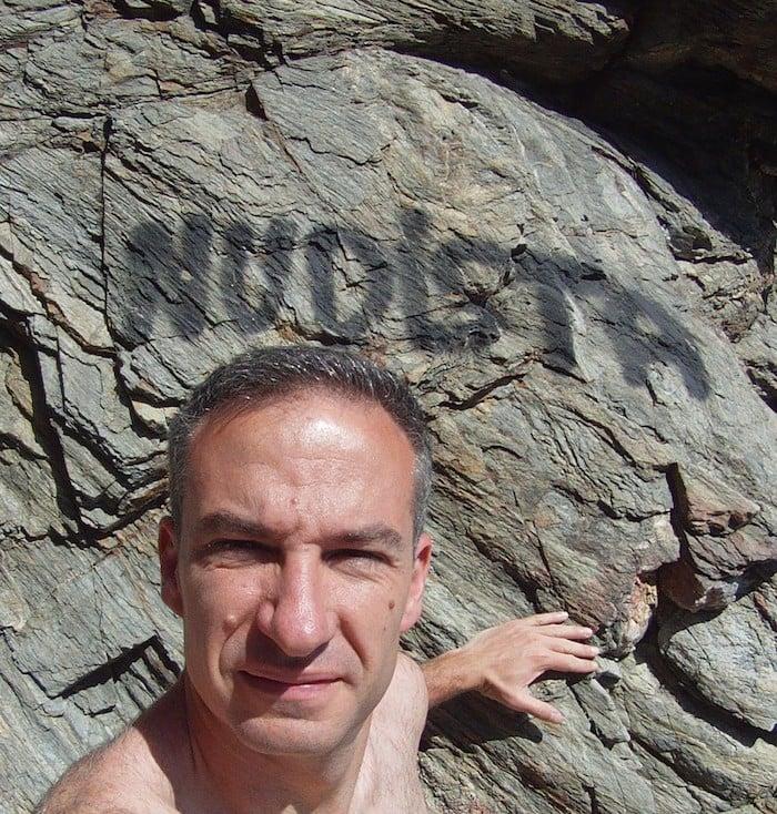 Mi primera experiencia nudista en La Gomera