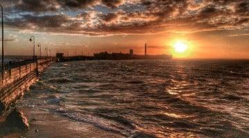 Viaje a Cádiz. Primeras impresiones