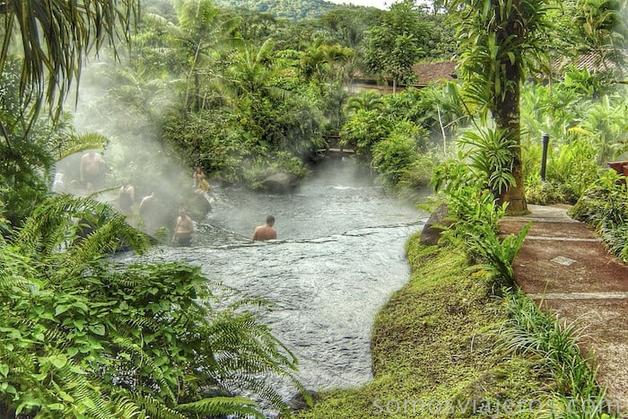 Cascadas tabacón resort