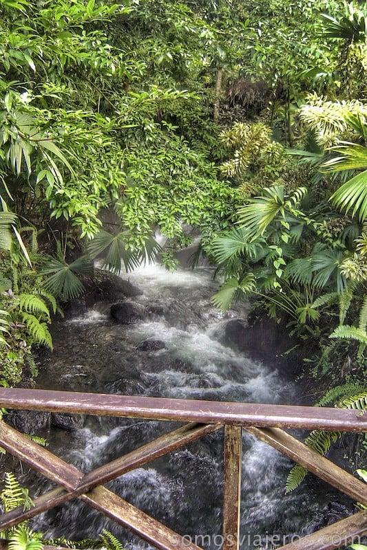 Costa Rica tabacón resort