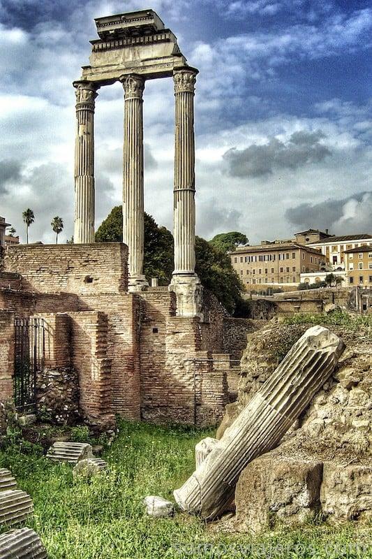 Foro de Roma y monte palatino11