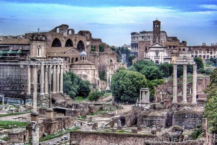 Foro de Roma y monte palatino12