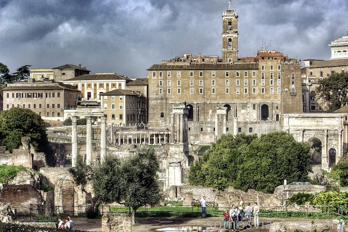 Foro de Roma y monte palatino22