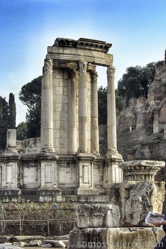 Foro de Roma y monte palatino23