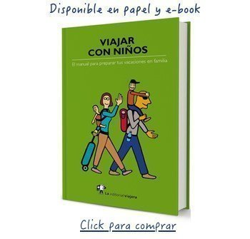 libro viajar con niños