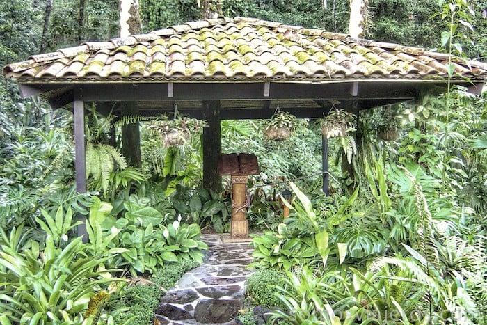 Lugares para la relajación o meditación