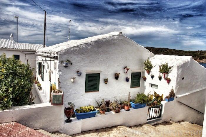 Casa Menorquina en la que me quedaría a vivir