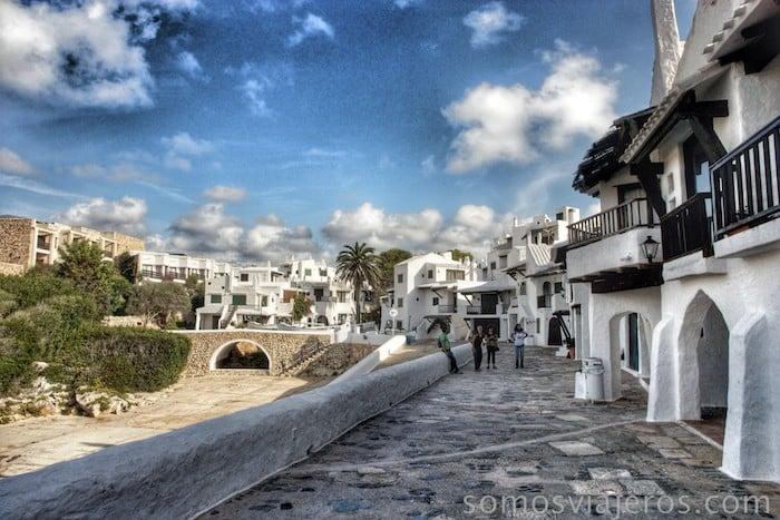 Binibéquer, un pueblo de postal