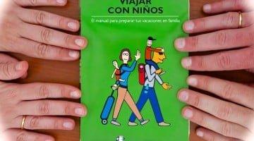 Viajar con niños. Nuestro primer libro