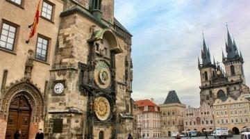 Cosas que ver en Praga: El reloj astronómico y su leyenda