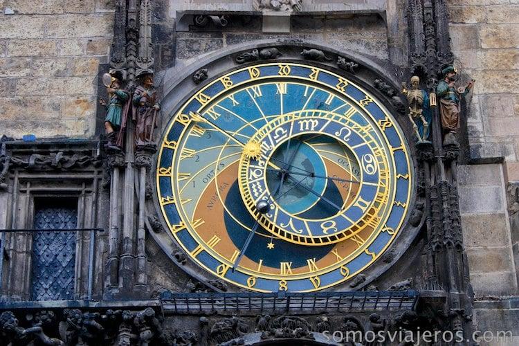 Cosas que ver en Praga. reloj astronómico de praga (6)