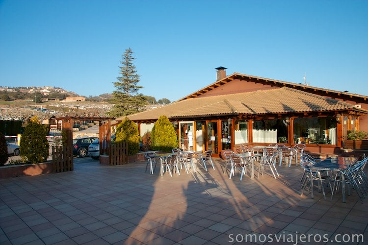 Restaurante Berga Resort