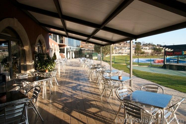 terraza Berga Resort