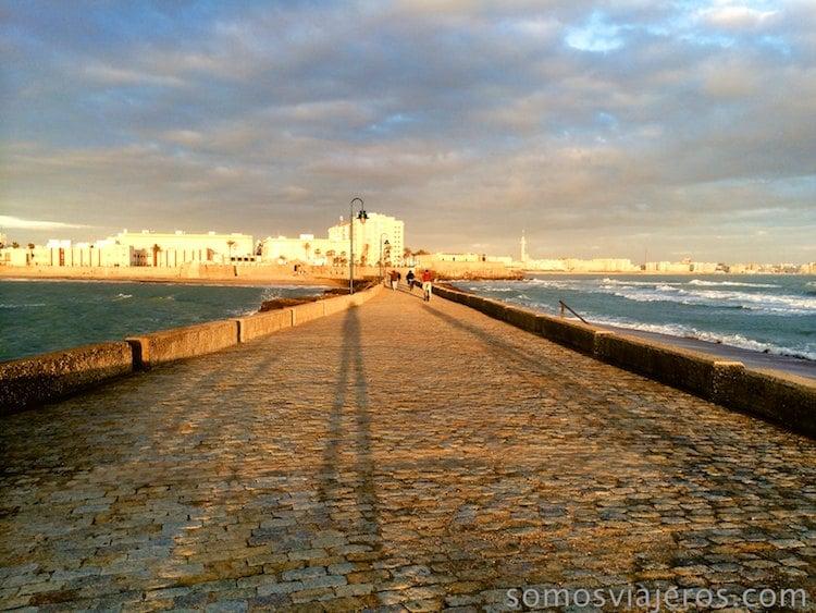 Luz sobre Cádiz