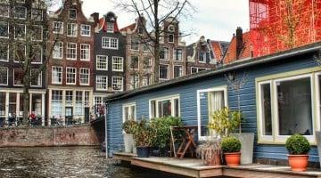 Holanda y el agua