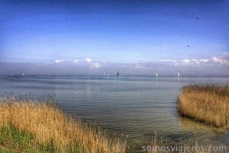 El mar en Holanda