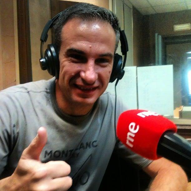 entrevista en radio nacional