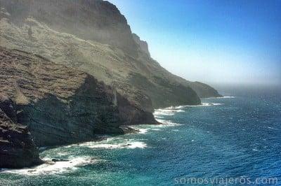 La Gomera y el mar