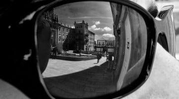 Santiago de Compostela al sol