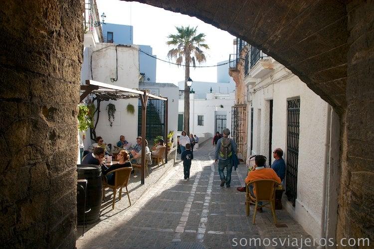 calles de Vejer de la Frontera