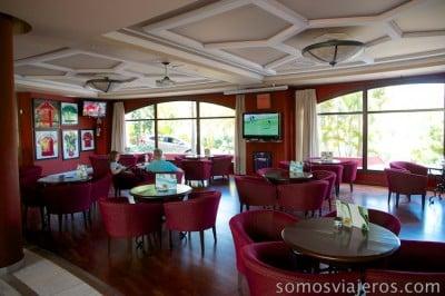 hotel restaurante bar