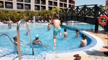 Tratamiento familiar antiestrés en el hotel Barceló Marbella