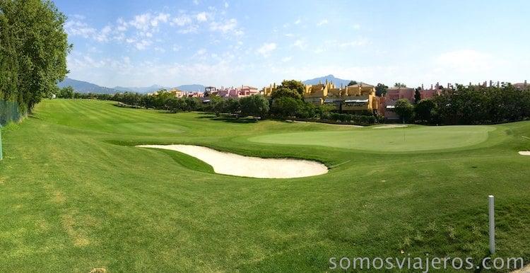 foto campos de golf