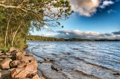 lago lomond escocia