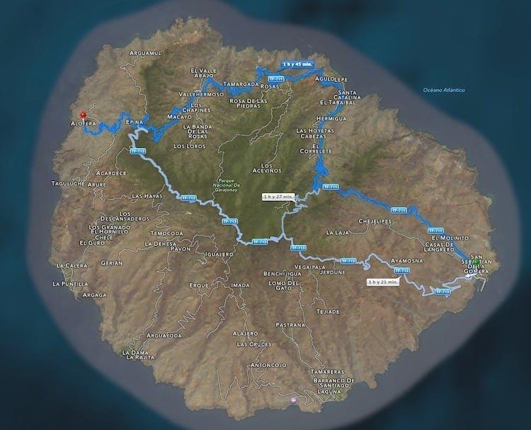 Qué ver en La Gomera