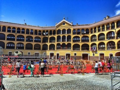 Plaza de toros de Tarazona