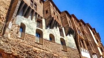 Una visita rápida a Tarazona en familia