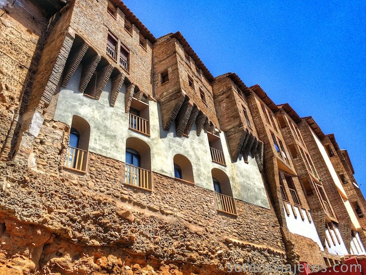 casas colgantes Tarazona