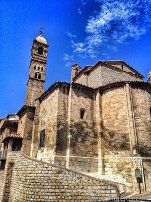 foto de iglesia de Tarazona